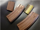 Chocolate 30 round AR-15 Magazine