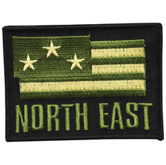 V-TAC Region Patches --North East