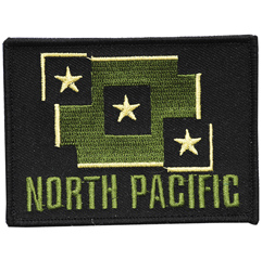 V-TAC Region Patches --North Pacific