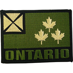V-TAC Region Patches --Ontario