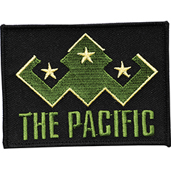 V-TAC Region Patches --Pacific