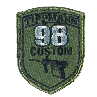 98 Custom Patch w/ Velcro