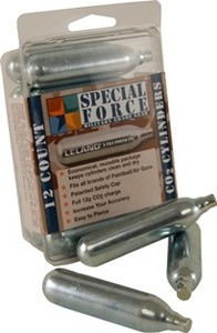 Special Force 12 count: 12g CO2 Cartridge