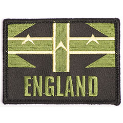 V-TAC Region Patches --England