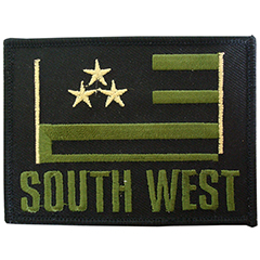 V-TAC Region Patches --South West