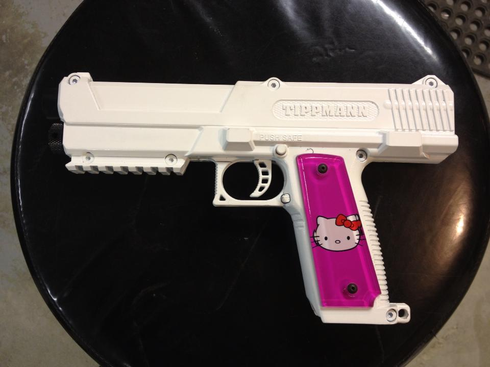 Hello Kitty Grip TiPX