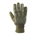 V-TAC Full Finger Plastic Back Gloves