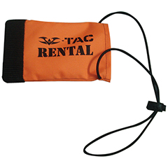 V-TAC RENTAL Orange