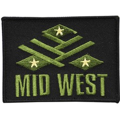 V-TAC Region Patches --Mid West