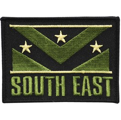 V-TAC Region Patches --South East