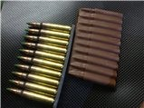 Chocolate .223 10 round stripper clip  (Milk)