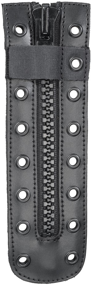 Rapid Response Zipper Black 8 Eyelet