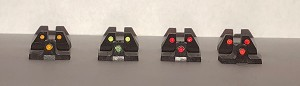 Tru-Glo Sights for First Strike Pistols