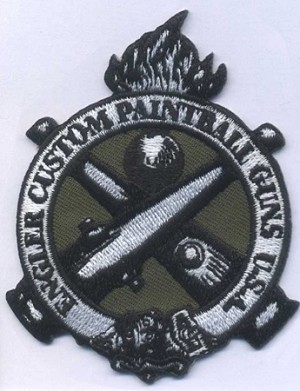 Engler Paintball Guns Patch