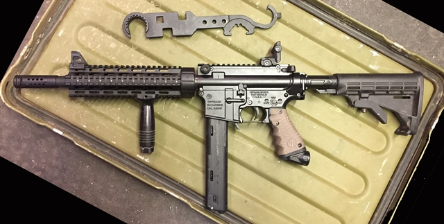 Engler Modified Tippmann TMC