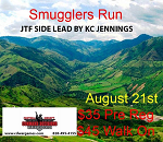 SMUGGLERS RUN REGISTRATION FOR THE JTF SIDE LEAD BY KC JENNINGS